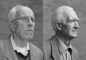 Medalje til Arne Berg og Håkon Christie for forståelsen for middelalderens trearkitektur i Skandinavia.