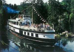 1994: Telemarkskanalen fikk medalje for den vellykkede restaureringen av kanalen, dets miljø og båter for å sikre bruk og glede for fremtidige generasjoner.