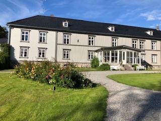 Værne Kloster Gård var sete for Johanitterordenen i flere hundre år.