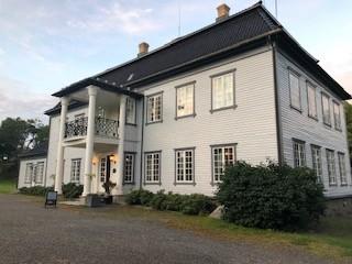 Torderud Lystgård er restaurert av Moss kommune for 42 millioner kroner